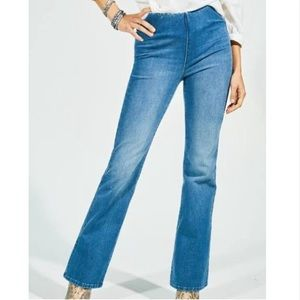 Soft Surroundings The Ultimate Bootcut Jeans